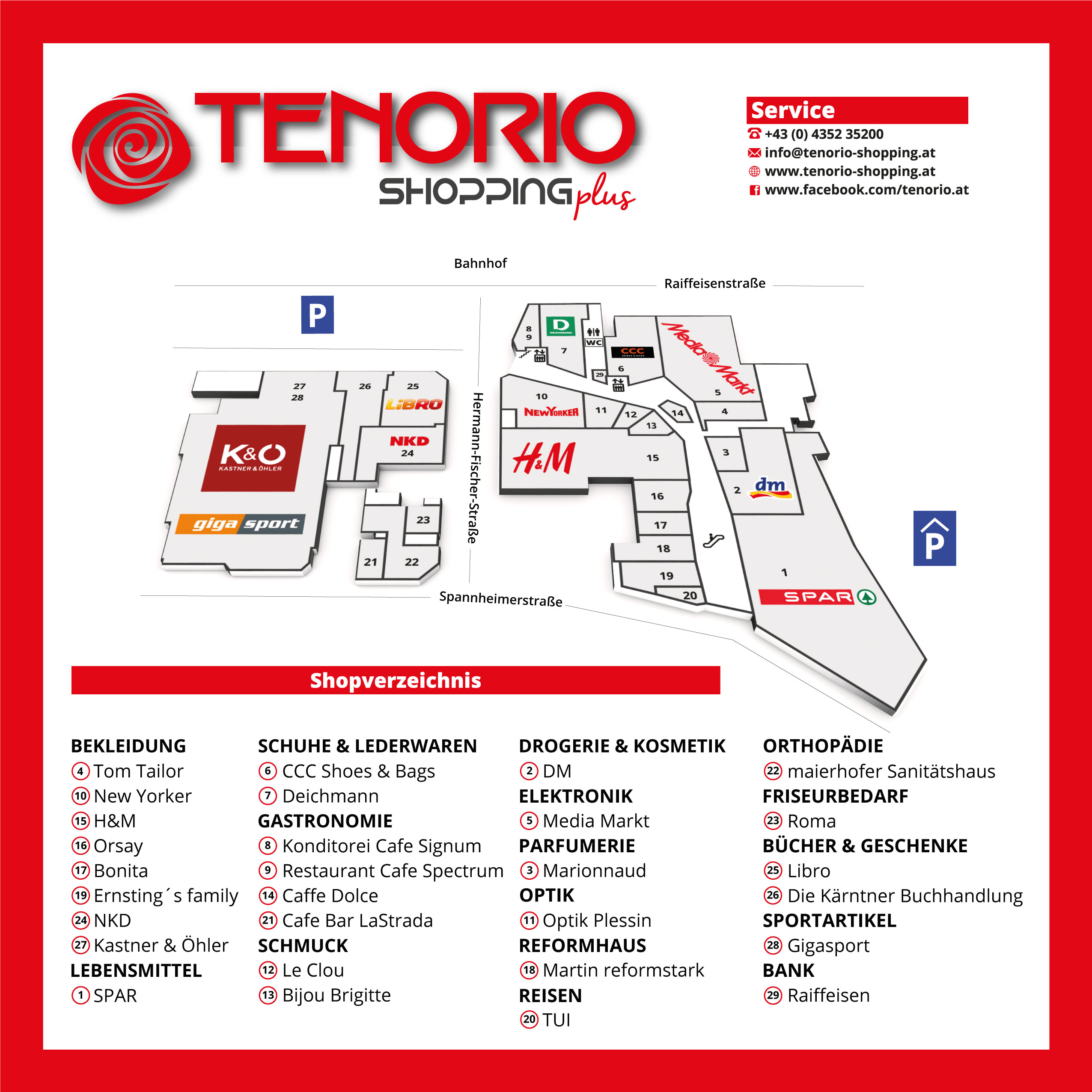 Tenorio Shopping Plus - Shopplan