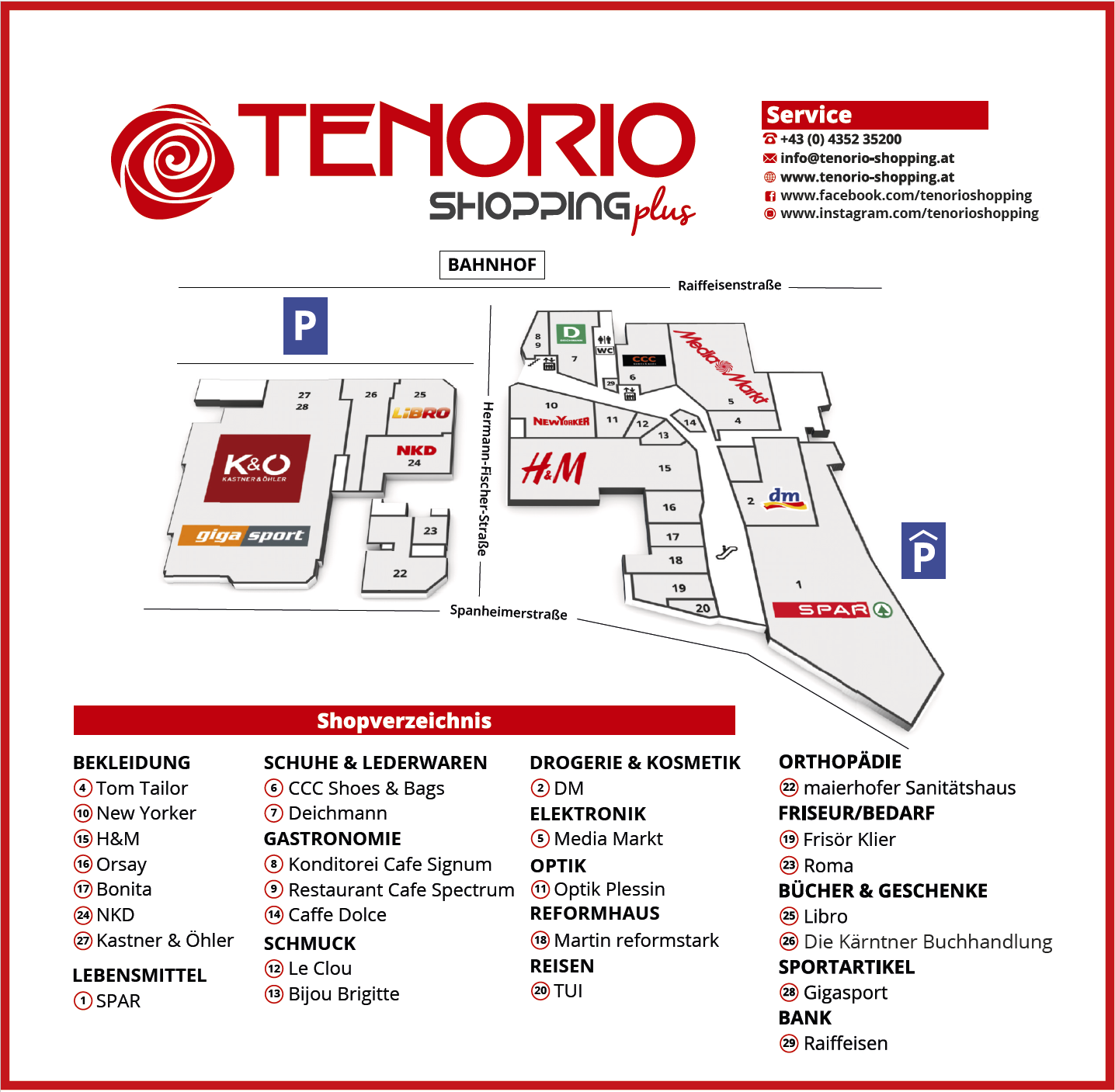 Tenorio Shopping Plus - Shopplan